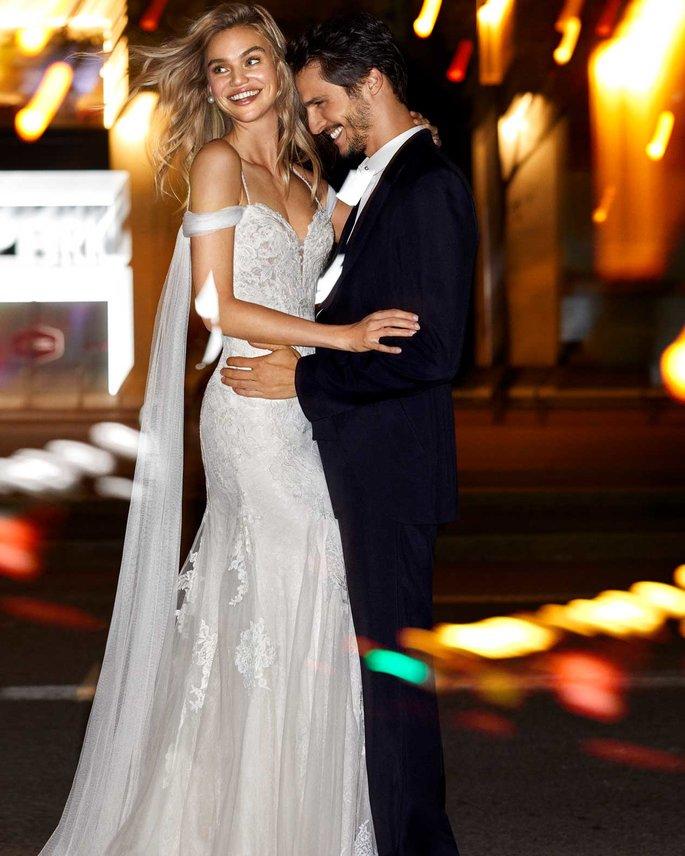 Bei Anna Moda in Köln das perfekte Brautkleid finden ...