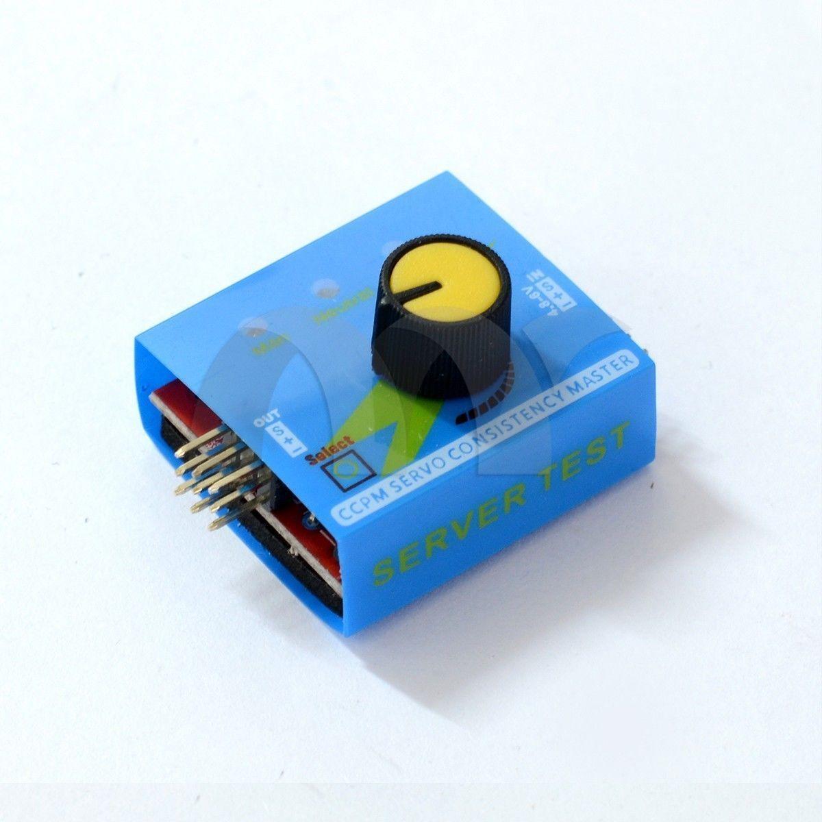3CH Multi ECS RC Servo Consistency CCMP Master Speed Controler Tester Checker OZ