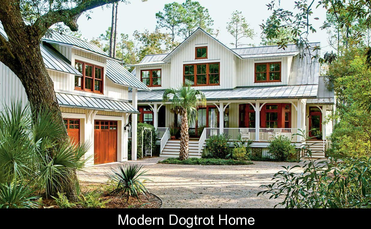 Modern Dogtrot Home 125521 Country House Ideas Countryhouseideas History Repeats Itself In The Dogtrot Tasarim Evler Home Fashion Modern Ciftlik Evleri