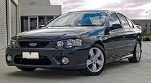 2005 2007 Ford Bf Falcon Xr6 Sedan Ford Falcon Australia Ford