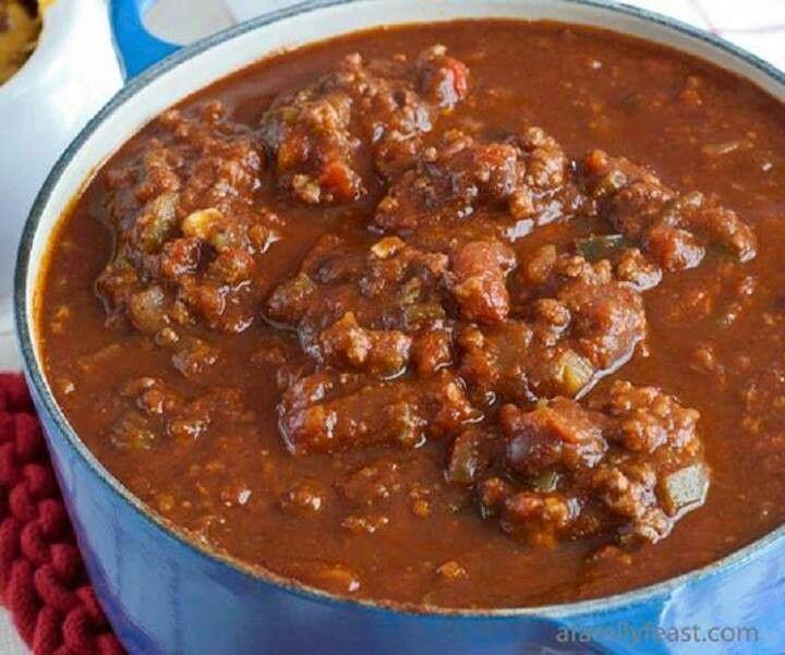 Incredible chili