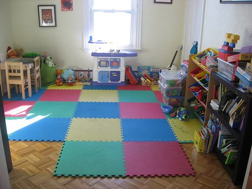 Transform Your Garage Into A Playroom Kids Playroom Storage