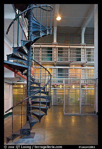 Inside Alcatraz Prison Google Search Alcatraz Prison Alcatraz
