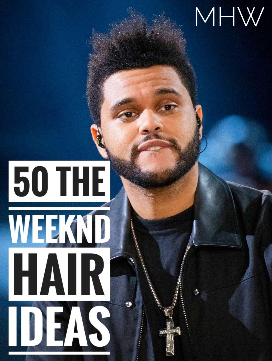 29+ The weeknd fade haircut ideas
