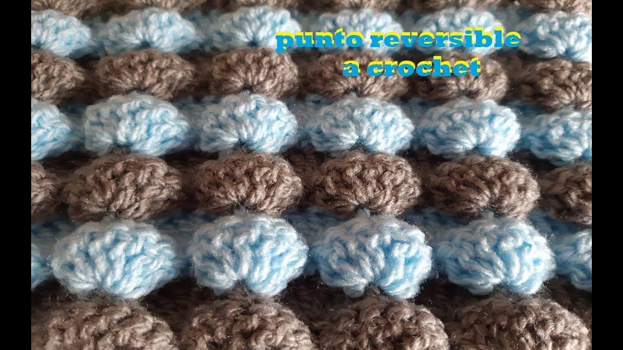Pin en Colchas de bebé a crochet