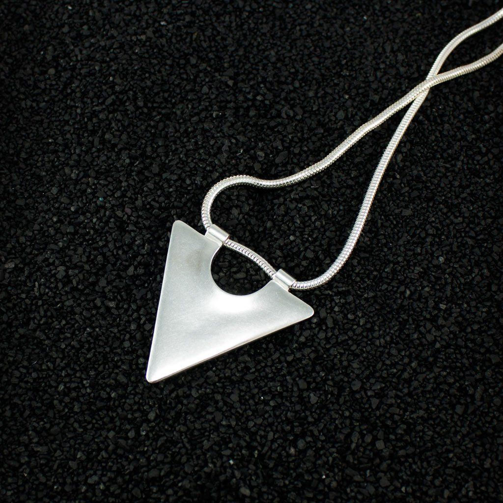 Varos Necklace by Marja Germans Gard | http://adornmilk.com