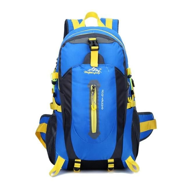 40L Waterproof Men Women Travel Backpack Camping Climbing Hiking ... e7aeaf609c0d6