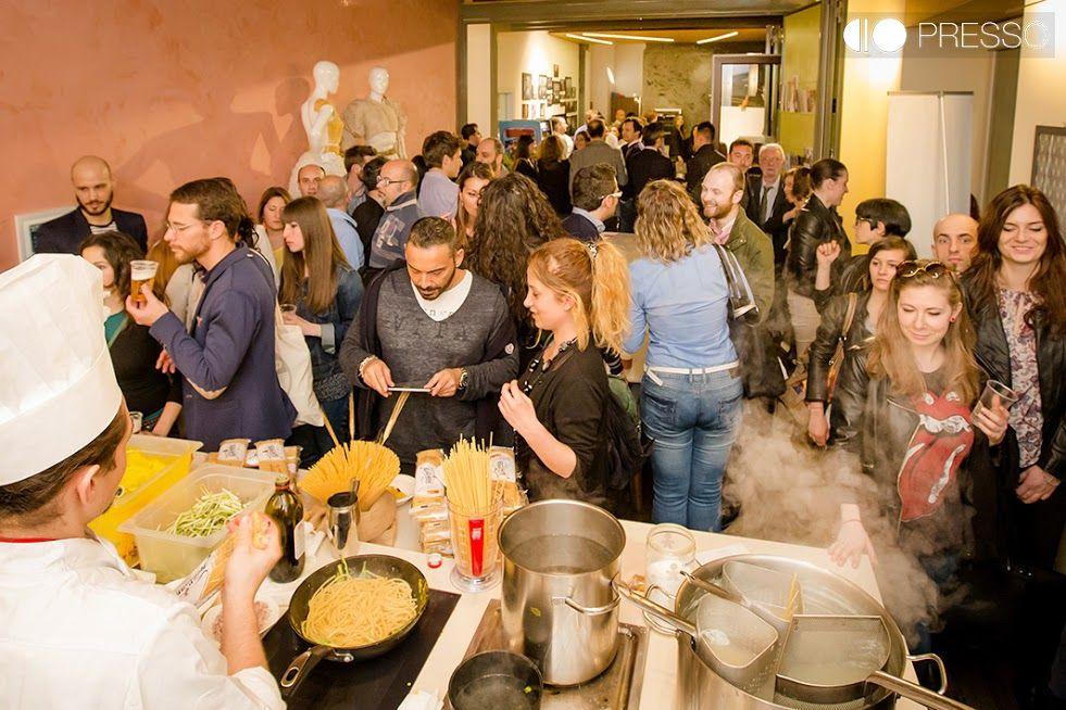 """Evento """"Romeo&Juliet 2.0"""". La Molisana, Ballarini e Alessi. Casa Crossover by PRESSO, 10 Aprile 2014, Milano, www.presso.it"""
