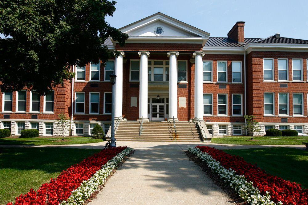 Nude eastern kentucky university