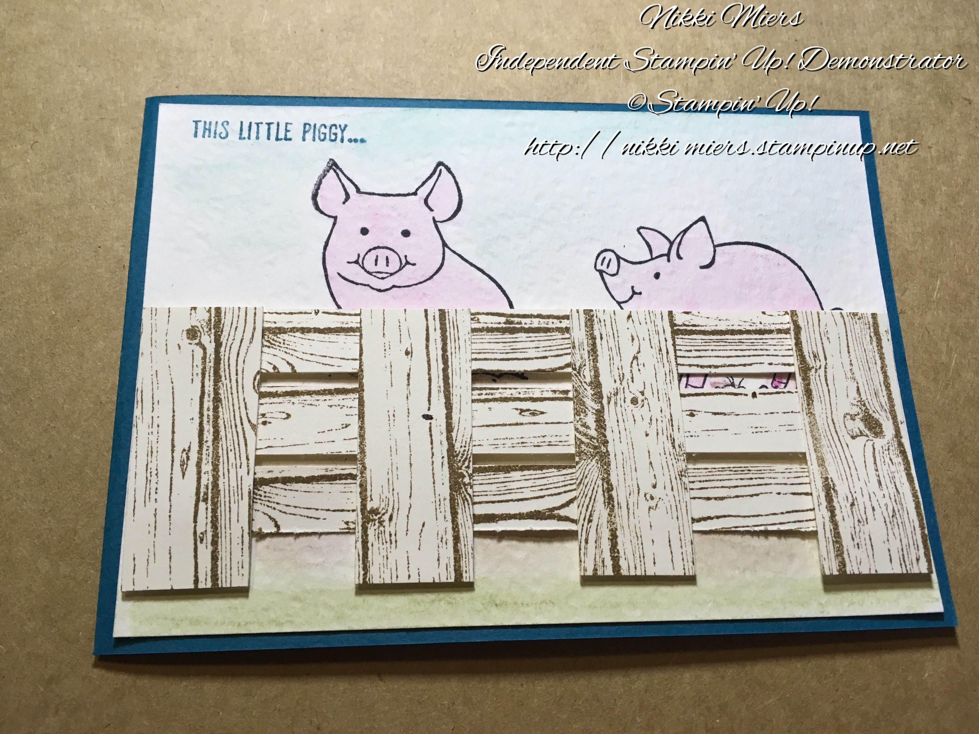 Stampin Up Annual catalogue 2017 #stampinupnikkimiers This Little ...
