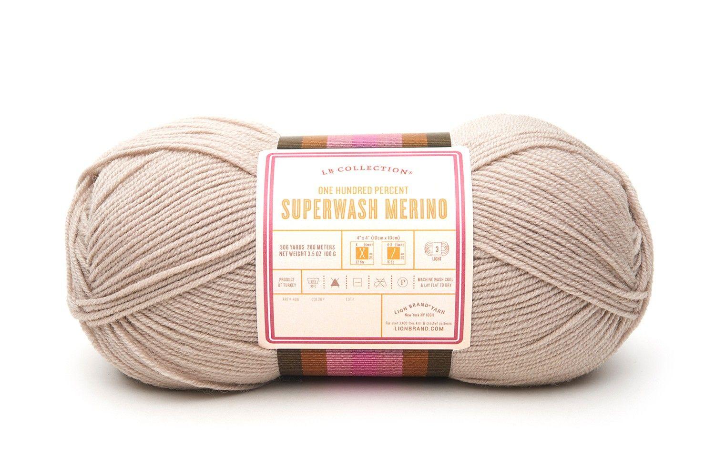 LB Collection® Superwash Merino Yarn