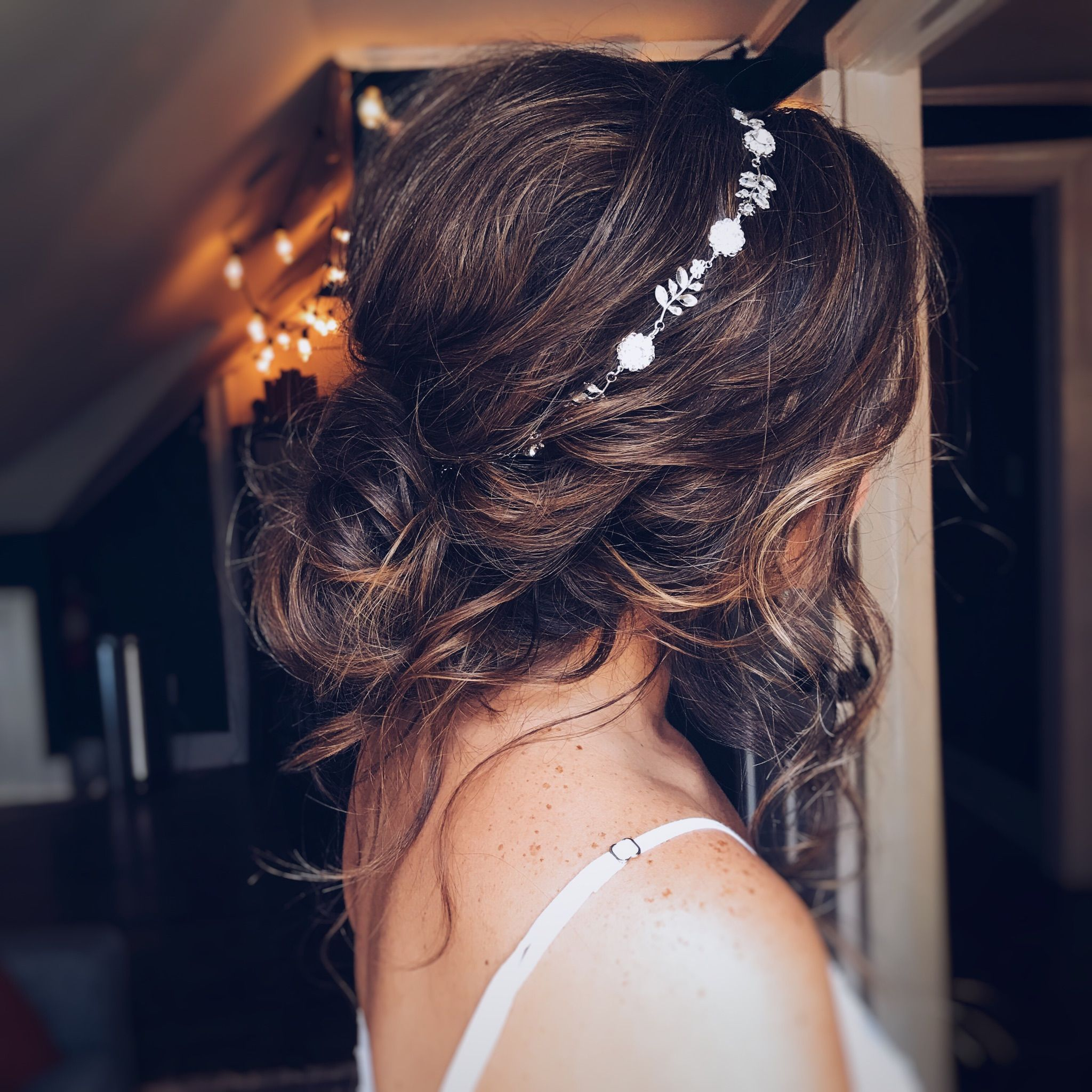 Wedding Hair Bridal Hair Romantic Bridal Hair Effortless