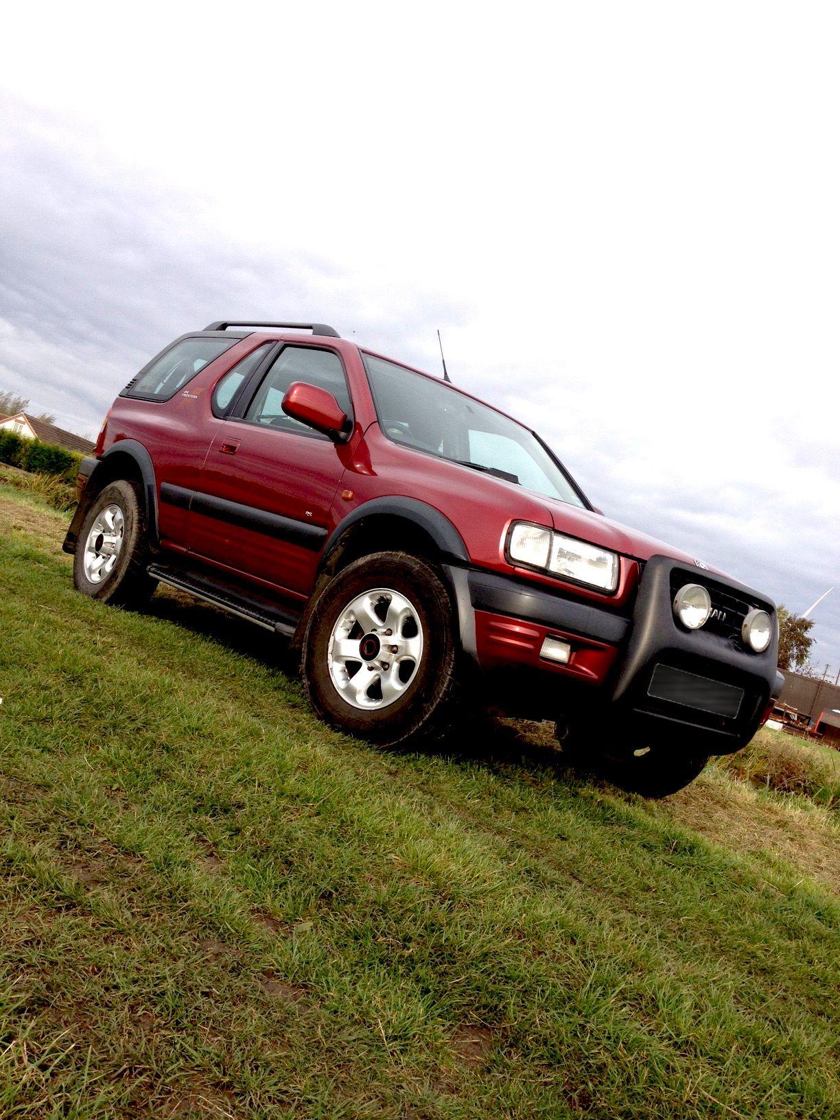 Vauxhall Frontera 2 2 Rs Cars 4x4 Vehicles