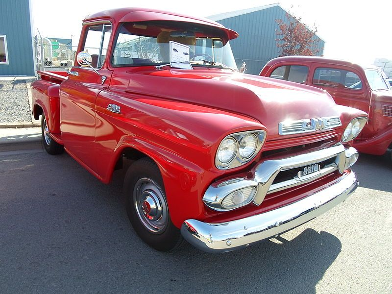 1959 Gmc 9310 Pickup Truck 8049339402 Chevrolet Task Force