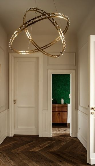 Folding Wood Framed Glass Doors Designed By Chrapka Divide The