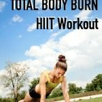 20 Minute Total Body Burn HIIT Workout   Tone and Tighten