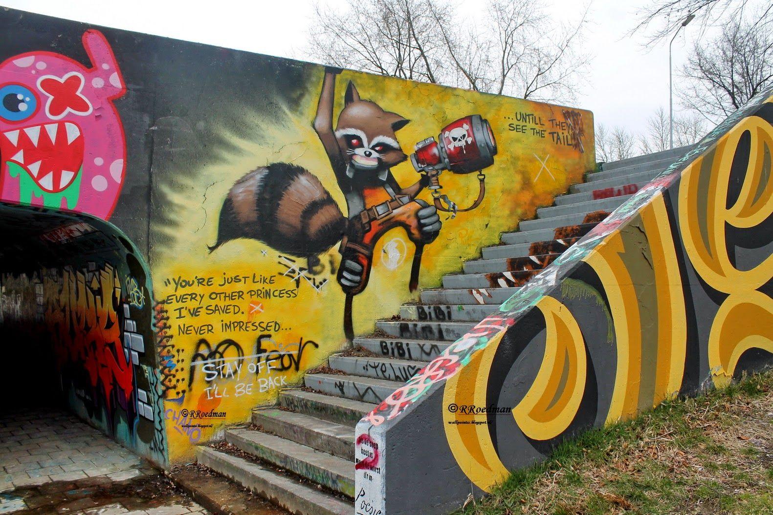 Wall paints, Muurschilderingen, Peintures Murales,Trompe-l\'oeil ...