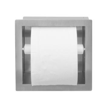 ESS Container WC Papierhalter Square B: 158 H: 158 T: 87 mm