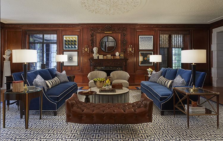 Jld Designers Show House With Images Mansion Living Room