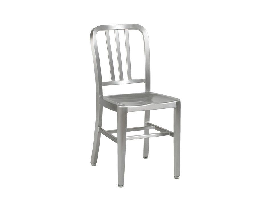 Mezzi Outdoor Metal Chairs, Otherwise Known As The Navy Chair. Retro  Design, All