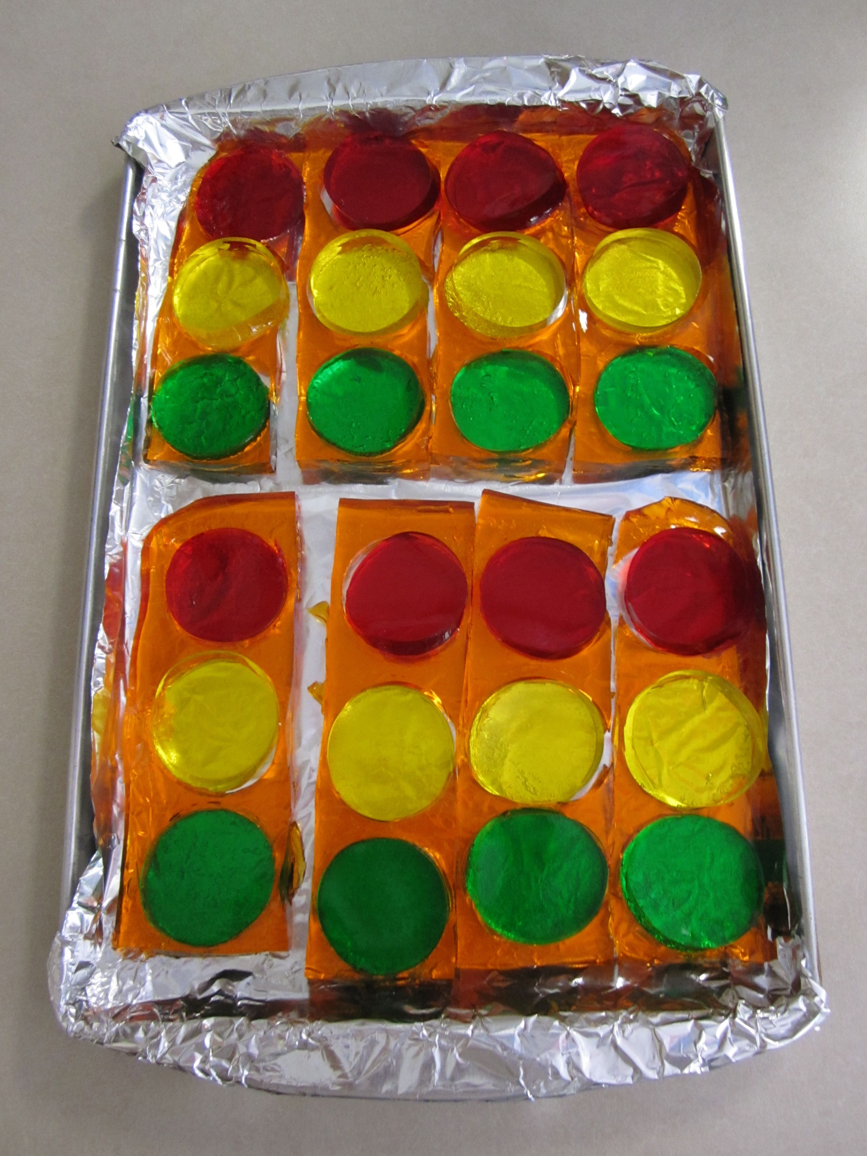 For Car Truck Party Theme Use Jello Cups Kids And Maybe Some Adults