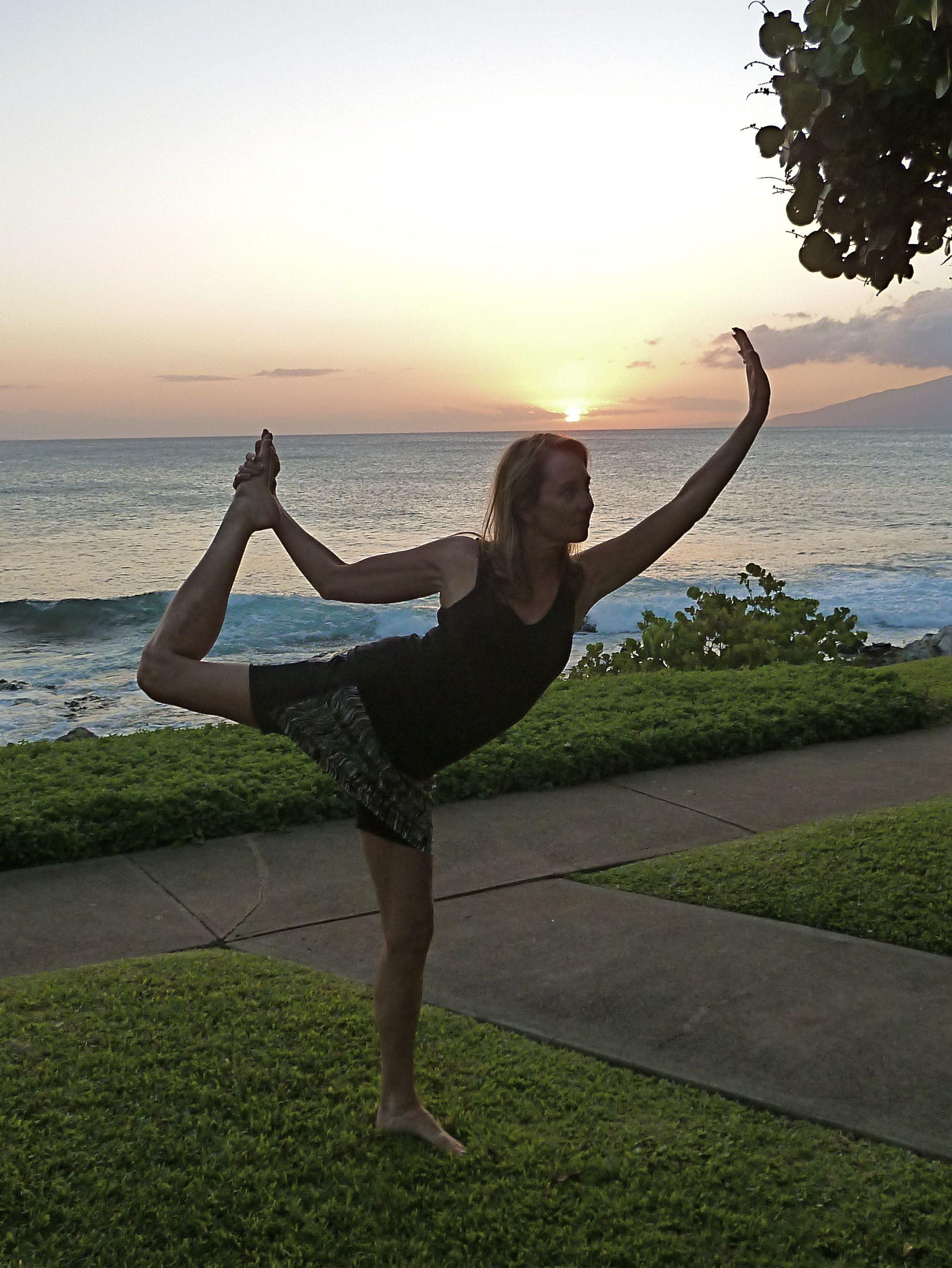 Yoga in Maui