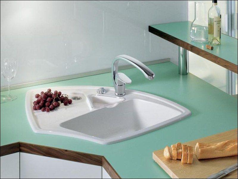 Speichern Sie Ihre Raum mit Ecke Küche Waschbecken Design ...