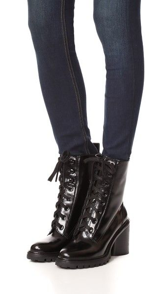 15bf9bea5 Ryder Lace Up Ankle Boots | Baby it's ColdOutside | Boots, Lace up ...