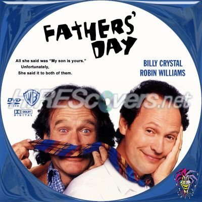 Fathers' Day DVD Label by  jester007
