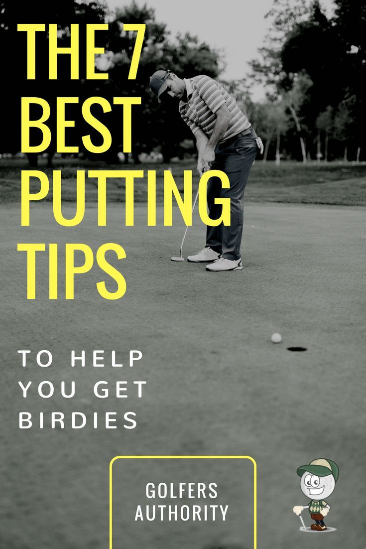 We understand. You read almost every putt, but if you're like most players your routine is gu... #howtodisguiseyourself
