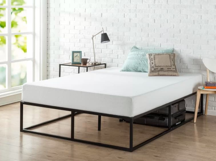 24 Classy Bed Frames That Don T Cost A Fortune Bed Inspo