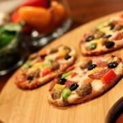 """Personal 5"""" Pizzas"""