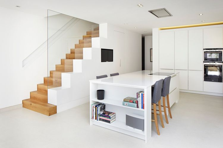 Domestic Residential : Fulham by Studio Webb Architects Limited