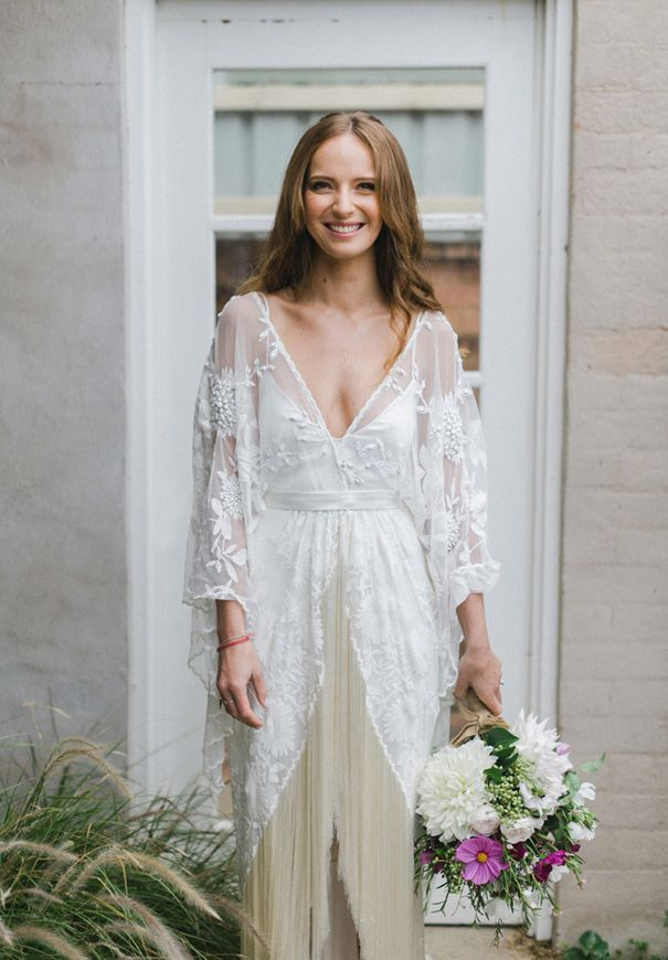 Alex & Shannon Rue De Seine Cleo Gown Available in The Netherlands @wildatheartbridal