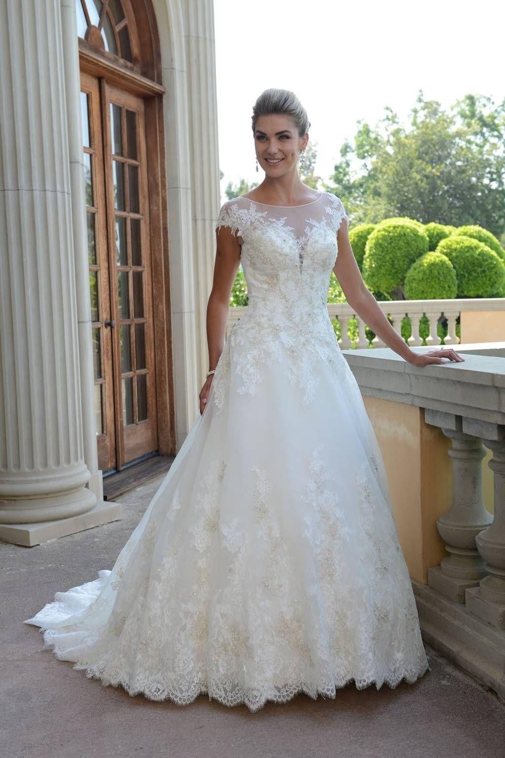Venus Bridal VE8295 Wedding Dress | Halloween | Pinterest | Wedding ...