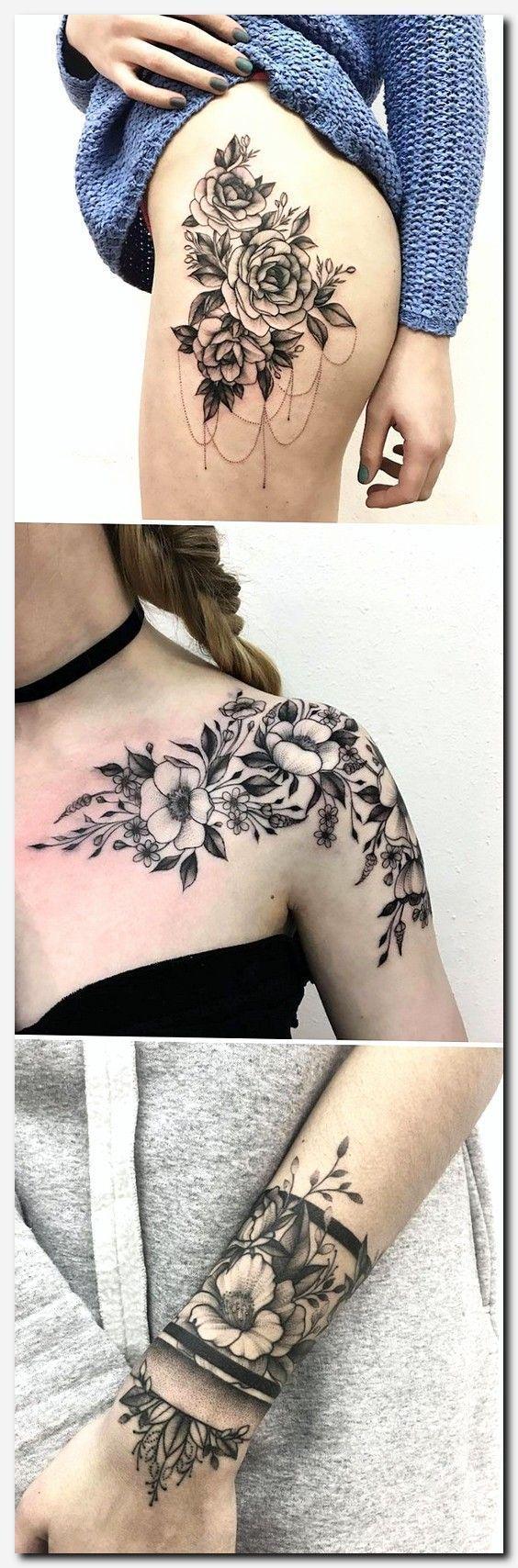 Tattooart tattoo rose hip and thigh tattoo unusual tattoos female