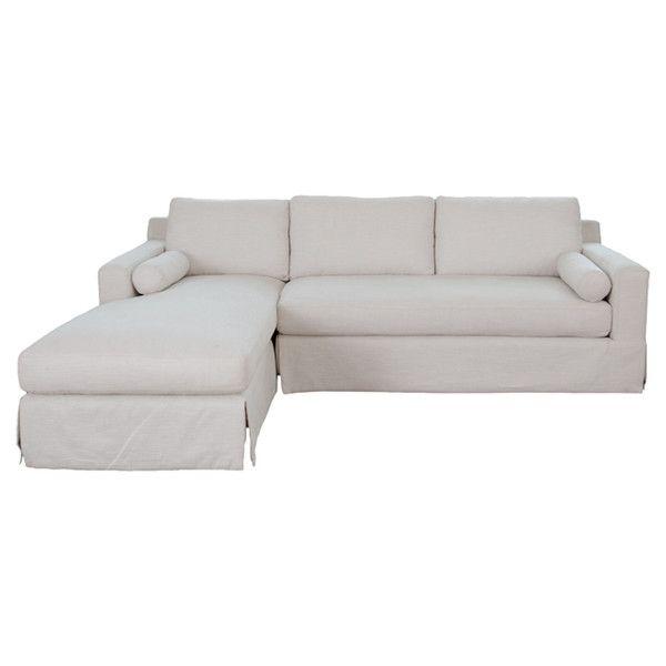 Aidy 109  Left-Facing Sectional Sofa | Joss u0026 Main  sc 1 st  Pinterest : joss and main sectional sofa - Sectionals, Sofas & Couches