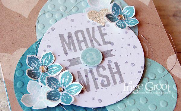 Stampin' Cards and Memories: Stampin' Club Juli, Make a Wish