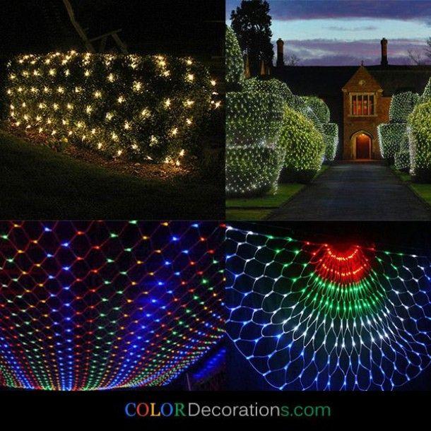 CD-LD115 Polished Net LED Lights Christmas/ Wedding/ Holiday
