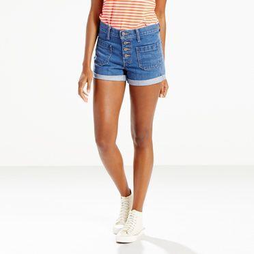 Levi s Orange Tab Shorts - Women s 28x30  9263ea0afaca1