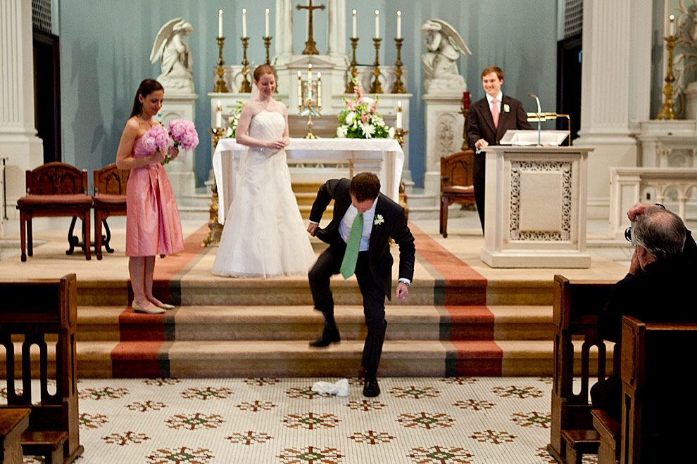 The Jewish Wedding Ceremony Are Blended In With The Catholic Wedding Abeautifuldayphotography