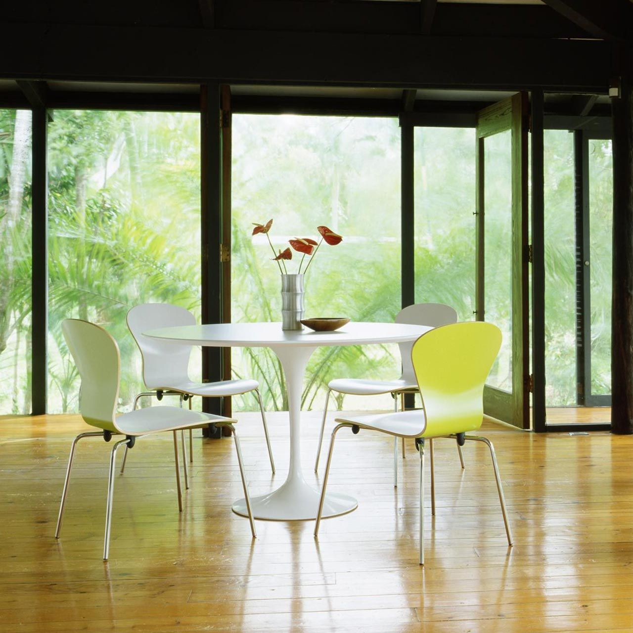 Tulip The Life Of A Revolutionary Legless Table Side Chairs Dining Modern Dining Room Set Round Dining Table