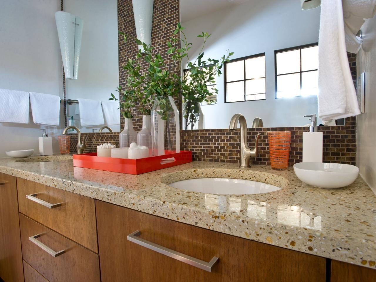 5 Strategies to Declutter Your Bathroom Countertop ...