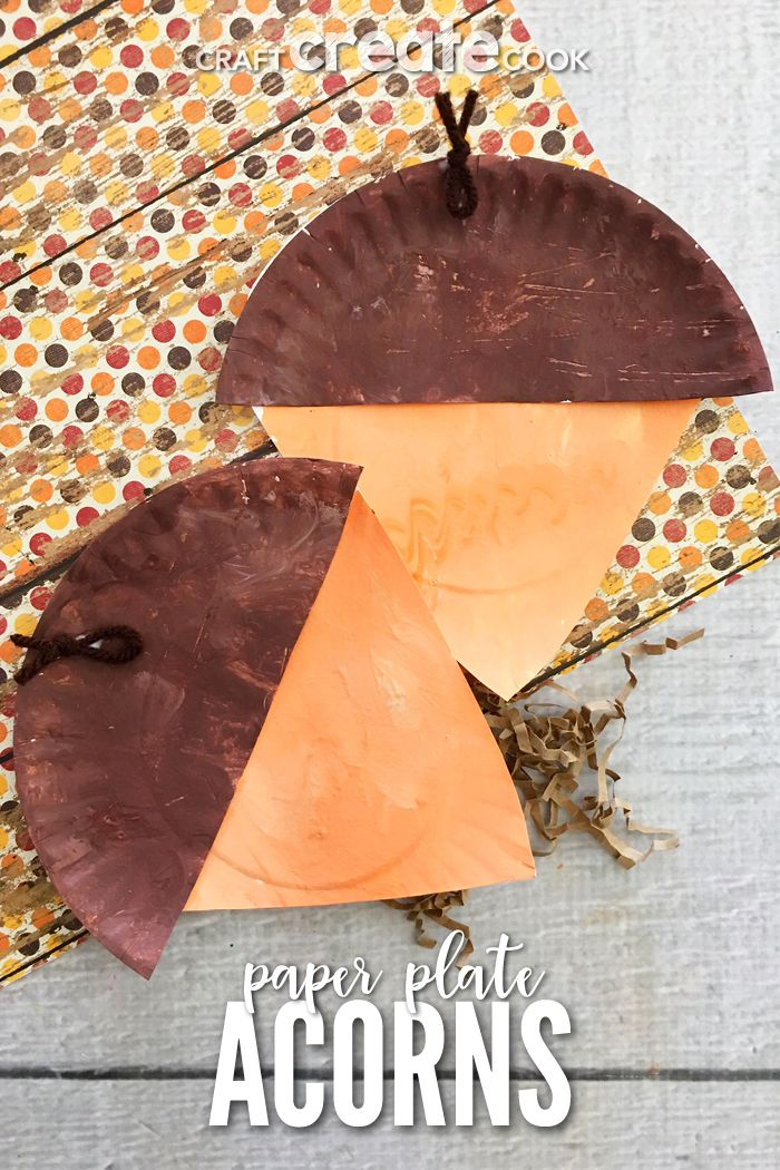 38+ Acorn craft projects preschool info