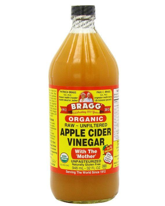 20 Unexpected Ways To Use Vinegar Around The House Braggs Apple Cider Vinegar Braggs Apple Cider Apple Cider Vinegar