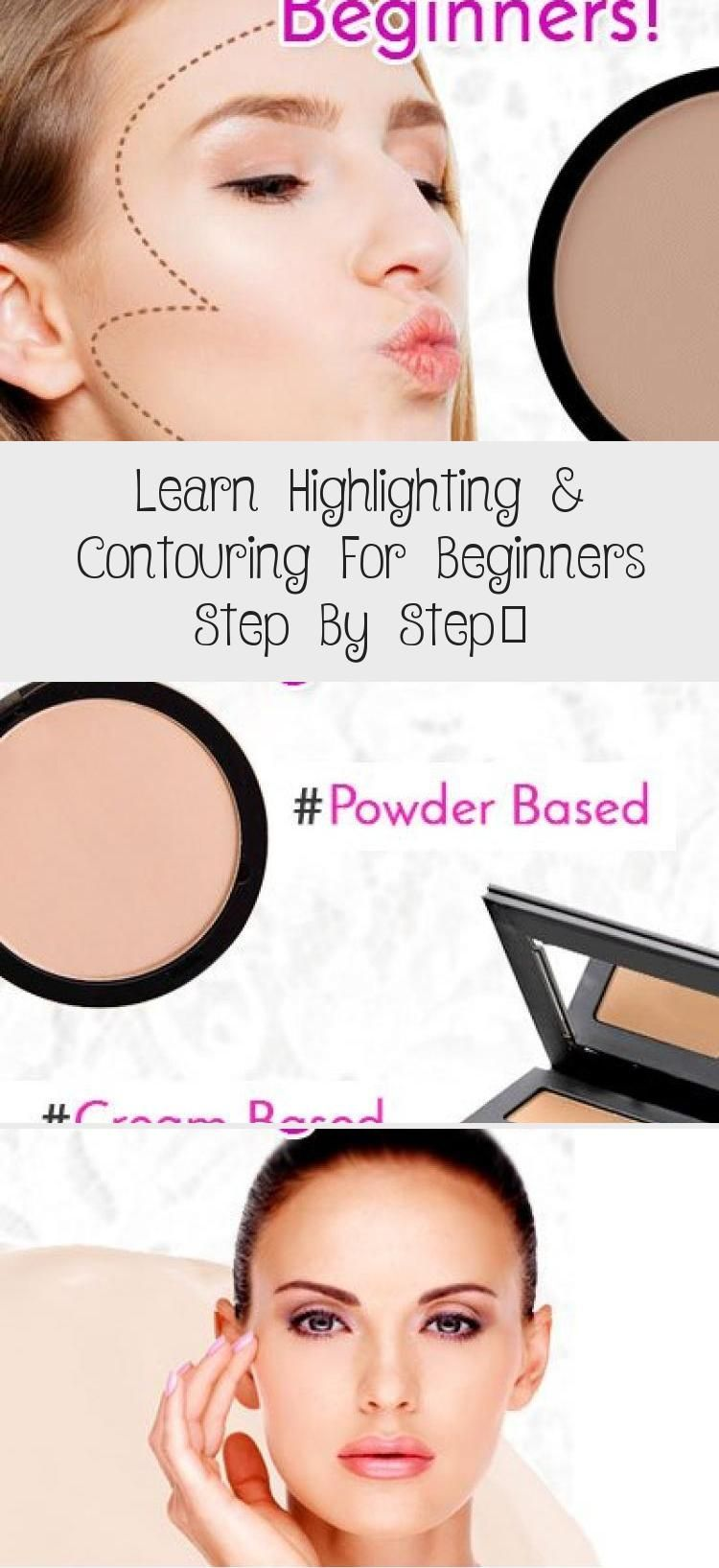 Photo of Learn Highlighting & Contouring For Beginners Step By Step… – Sky's Blog –  Hi…