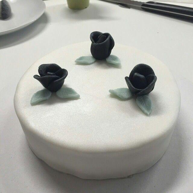 Rosen Torte