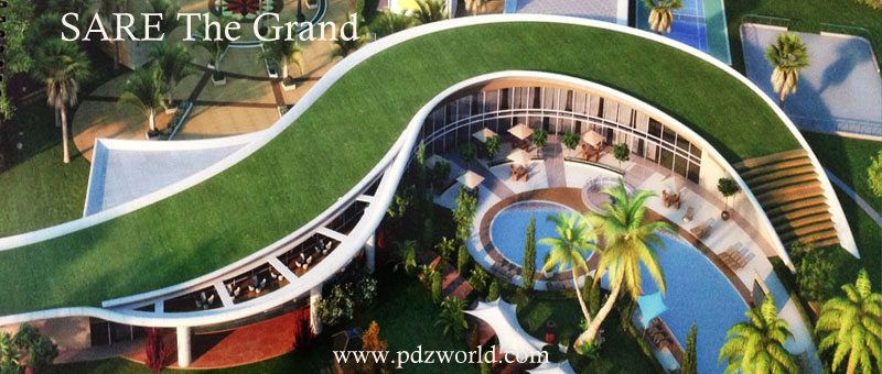 Exootic Living at Sare The Grand by Sare group, Gurgaon