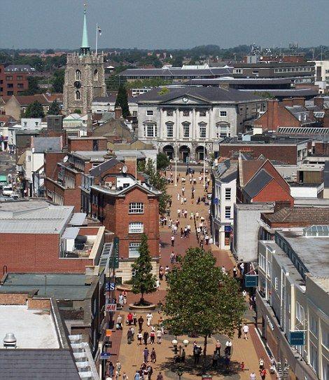 Chelmsford in essex
