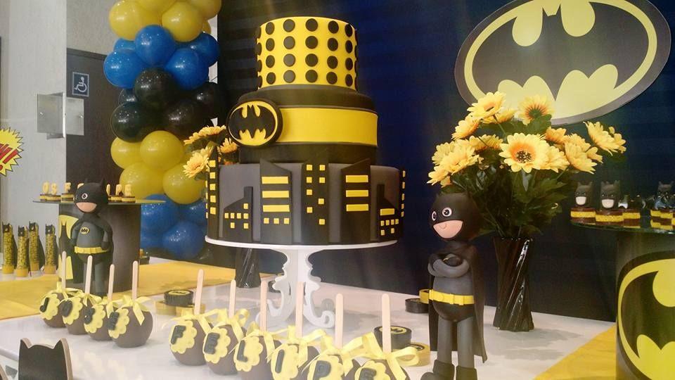 Festa Do Batman 80 Imagens De Artigos Para Festa Com Ideias E